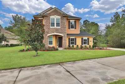 Jacksonville Single Family Home Conting_accpt Backups: 5212 Steadfast Lane