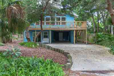 St Augustine Multi Family Home For Sale: 152 Manresa Road