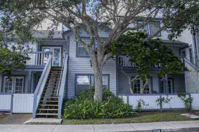 St Augustine Beach Condo Conting_accpt Backups: 200 16th #201B
