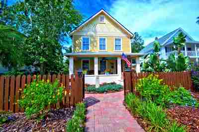 St Augustine Single Family Home For Sale: 6 Tremerton Street