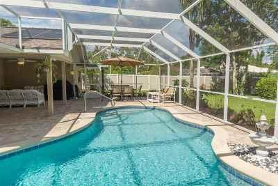Palm Coast Single Family Home For Sale: 43 Fleetwood Drive