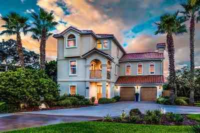 St Augustine Single Family Home For Sale: 124 Espanita Blvd