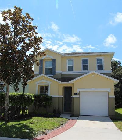 St Augustine Single Family Home For Sale: 172 Bay Bridge Drive