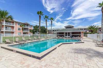 St Augustine Beach FL Condo For Sale: $235,000