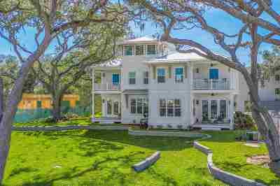 St Augustine Townhouse For Sale: 115 Cherokee Street