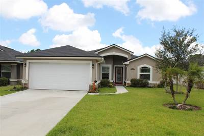 St Augustine Single Family Home For Sale: 273 Timberwood Dr