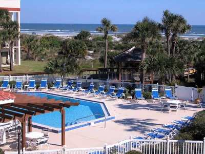 St Augustine Beach Condo For Sale: 4250 A1a South #P33