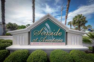 St Augustine Beach FL Condo For Sale: $385,900