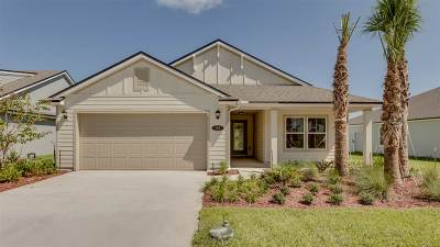 St Augustine Single Family Home For Sale: 146 Pickett Drive