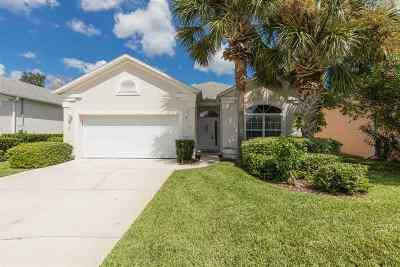 St Augustine Single Family Home For Sale: 128 Cedar Ridge Cir.
