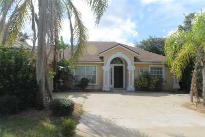 St Augustine Single Family Home For Sale: 209 Bilbao Dr