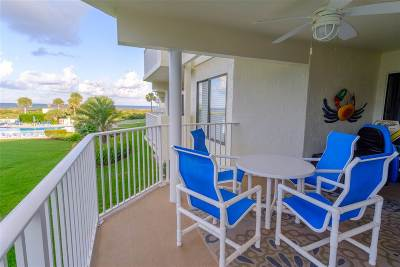 St Augustine Beach Condo For Sale: 4670 A1a South #1211