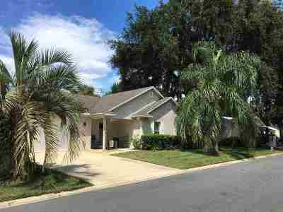 St Augustine Single Family Home For Sale: 220 River Island Cr