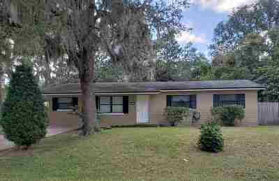 St Augustine Single Family Home For Sale: 528 Gentian Rd