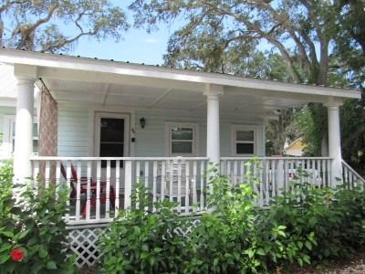 St Augustine Single Family Home For Sale: 41/2 Nelmar Avenue