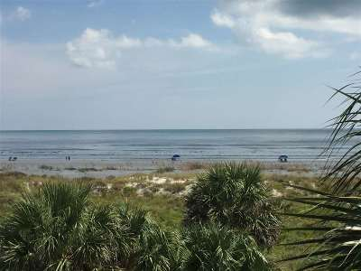 St Augustine Beach FL Condo For Sale: $374,900