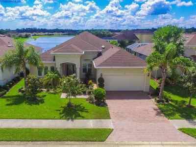 Palm Coast Single Family Home For Sale: 18 Graham Trl