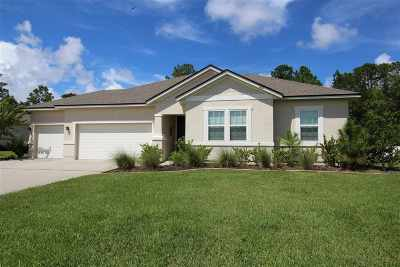 St Augustine Single Family Home For Sale: 212 Deerfield Glen Dr