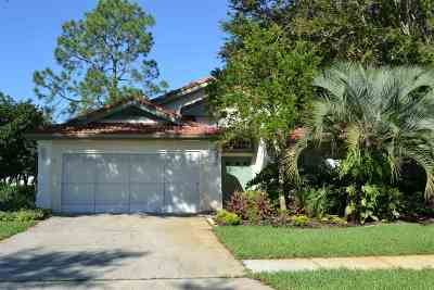 Palm Coast Single Family Home For Sale: 4 Saw Mill Court