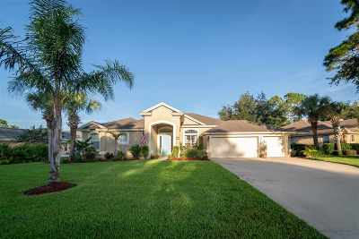 St Augustine Single Family Home For Sale: 505 Pebble Brook Dr.