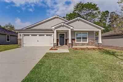 Jacksonville FL Single Family Home For Sale: $200,430