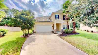 St Augustine FL Single Family Home For Sale: $293,000