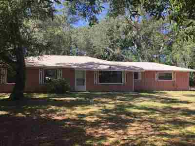 St Augustine FL Single Family Home For Sale: $238,000
