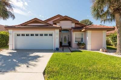 Palm Coast Single Family Home For Sale: 4 San Rafael Ct.