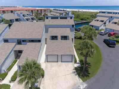 St Augustine Beach FL Condo For Sale: $515,000