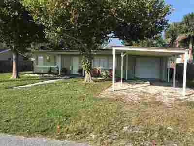 St Augustine Beach FL Single Family Home For Sale: $339,950