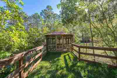 St Augustine Single Family Home For Sale: 1782 Carter Road