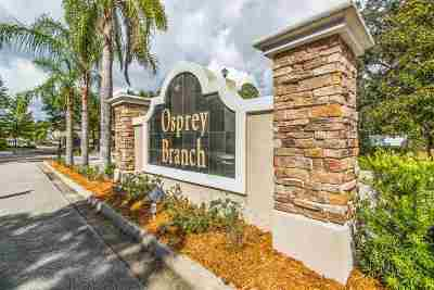 Condo For Sale: 9410 Osprey Branch Trail 10-1