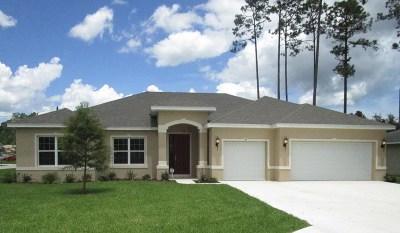 Palm Coast Single Family Home For Sale: 36 Essex Lane