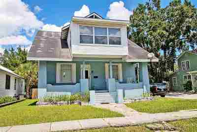 Saint Johns County, Duval County Multi Family Home Contingent: 38 Rohde Avenue