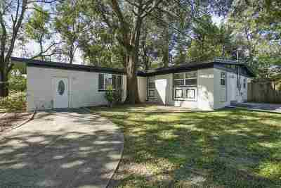 Jacksonville Single Family Home For Sale: 922 Westgate Dr