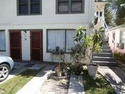 Saint Johns County, Duval County Multi Family Home For Sale: N 1 Park Ave