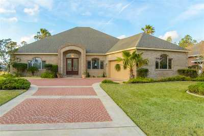 St Augustine Single Family Home For Sale: 419 Marsh Point Circle