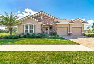 St Augustine Single Family Home For Sale: 47 Pintoresco Dr