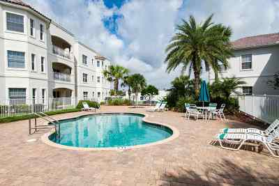 St Augustine Beach Condo For Sale: 313 Royal Caribbean Court