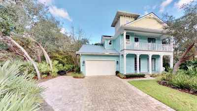 St Augustine Single Family Home For Sale: 119 Istoria Drive