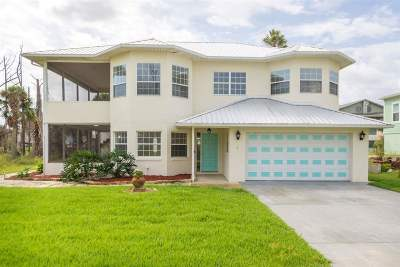Single Family Home For Sale: 14 Flagler Drive