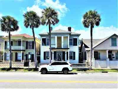 St Augustine Single Family Home Contingent: 164 Avenida Menendez