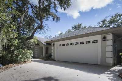 St Augustine Beach Single Family Home For Sale: 313 Spanish Oak Ct