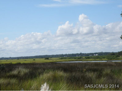 Marsh Creek, Sea Colony-St Residential Lots & Land For Sale: 413 Lookout Pt