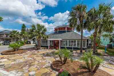 St Augustine Single Family Home For Sale: 9158 June Lane