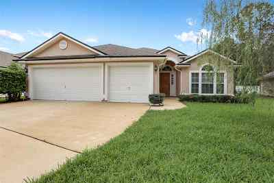 Julington Creek Single Family Home Conting_accpt Backups