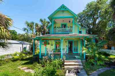 Saint Johns County, Duval County Multi Family Home For Sale: 85 Duero Street