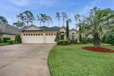 St Augustine Single Family Home For Sale: 2213 Fort Mellon Ct