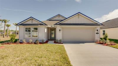 St Augustine Single Family Home For Sale: S 219 Hamilton Springs Road