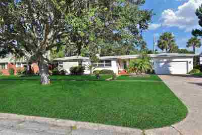 Davis Shores Single Family Home For Sale: 6 Oglethorpe Blvd.